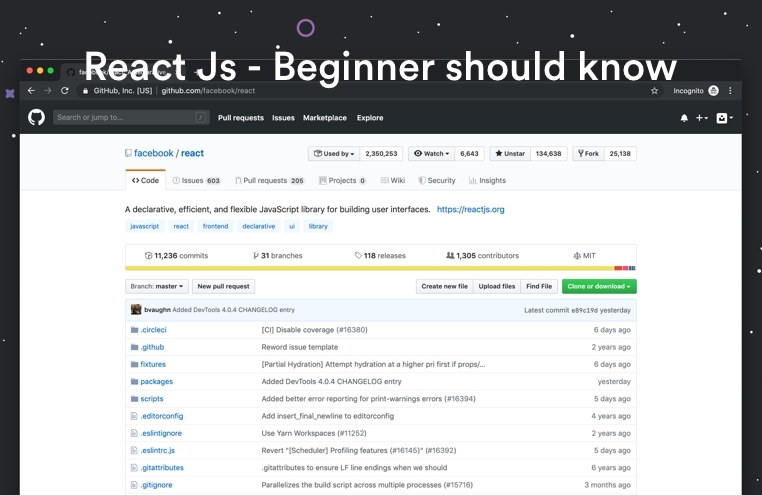 react-js-beginner-should-know