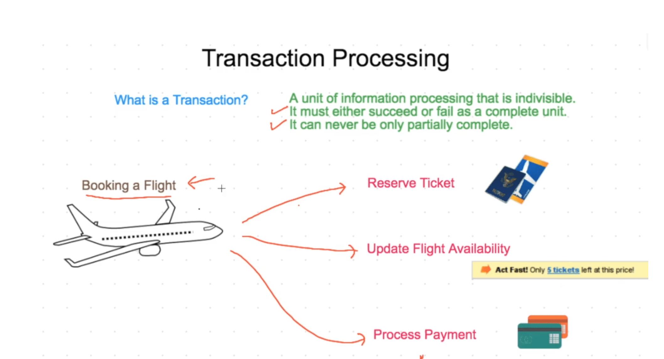transaction processing là gì?