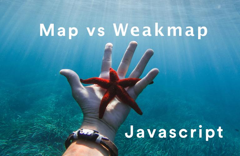 khác biệt map và weakmap