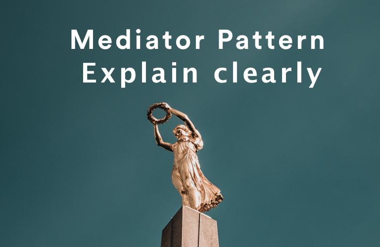mediator-pattern-explain