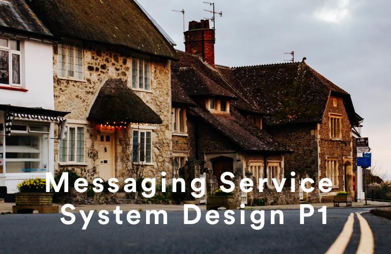 messaging-service-system-design